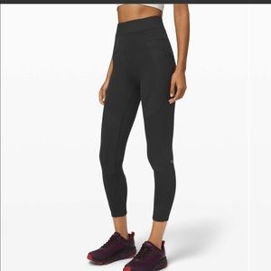 New LULULEMON New Ambition Super High Rose Tight 8